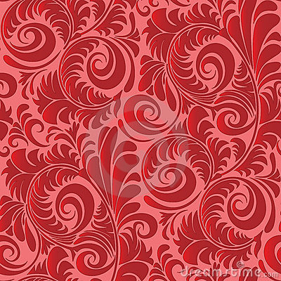 Free Vintage Wallpaper Pattern Royalty Free Stock Images - 2535909