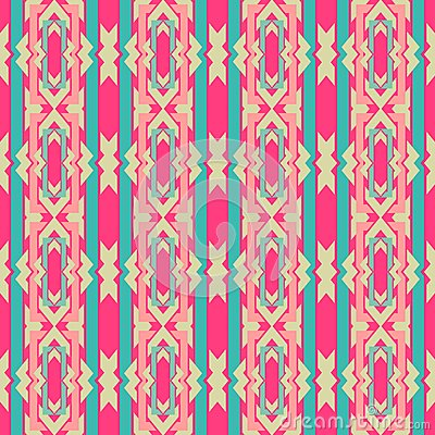 Vintage wallpaper pattern seamless background.