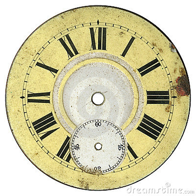 Vintage Watch Dial 2