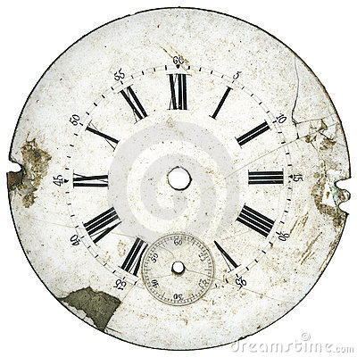 Vintage Watch Dial 3