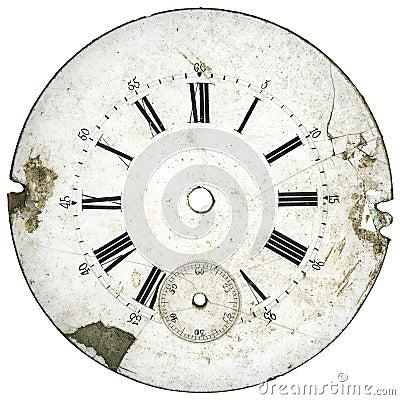 Vintage Watch Dial 3