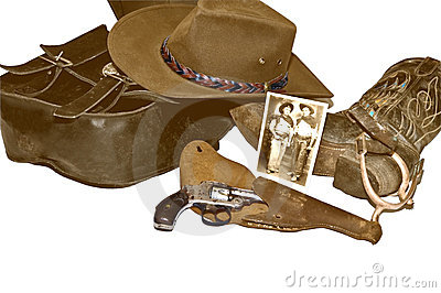 Vintage Western Collection/Sepia