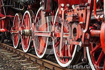 Vintage wheels