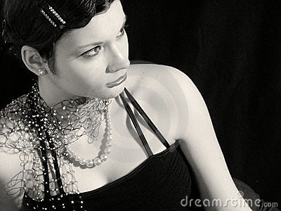 Vintage woman #2