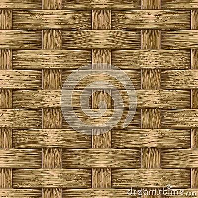 Free Vintage Wooden Basket Stock Images - 24391194