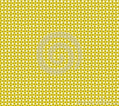 Vintage yellow country checkered background.