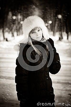 Vinterskönhet