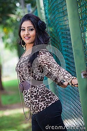 Vinu Udani Editorial Stock Image