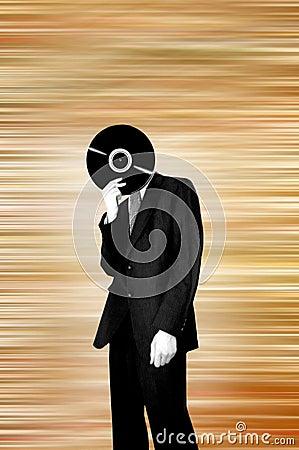 Free Vinyl Head Stock Images - 3920904
