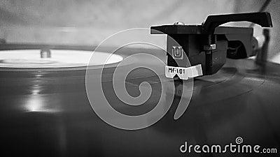 Vinyl. Stock Photo
