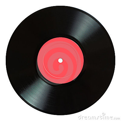 Free Vinyl Record. Royalty Free Stock Images - 13416519