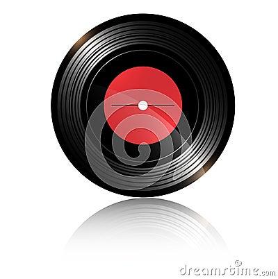Free Vinyl Record Royalty Free Stock Photography - 27945997