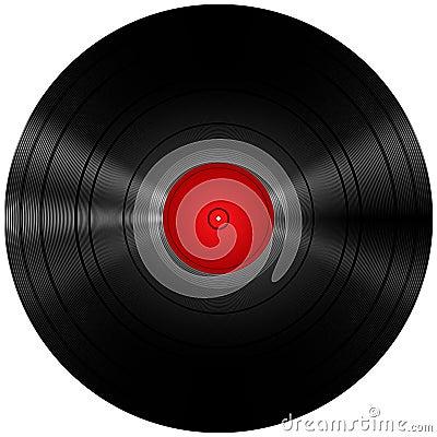 Free Vinyl Record Stock Photo - 28159440