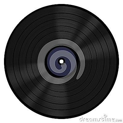 Vinyl Record 33 RPM