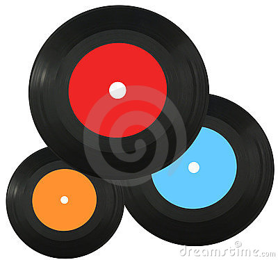 Free Vinyl Record Stock Images - 9745174
