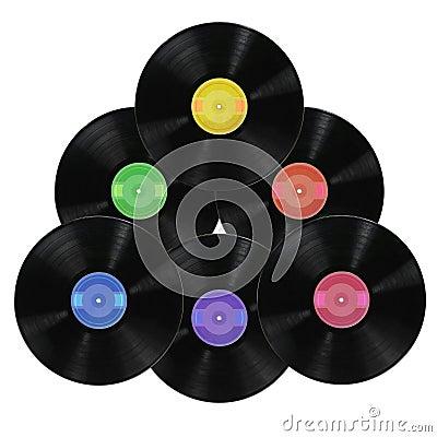 Vinyl Record Albums