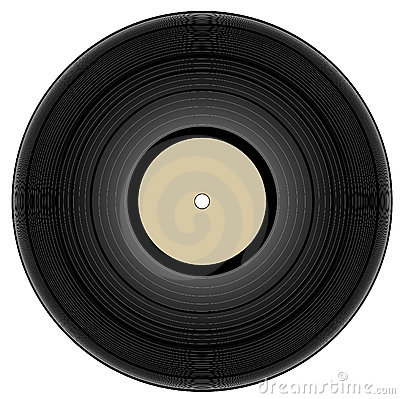 Vinyl record or lp