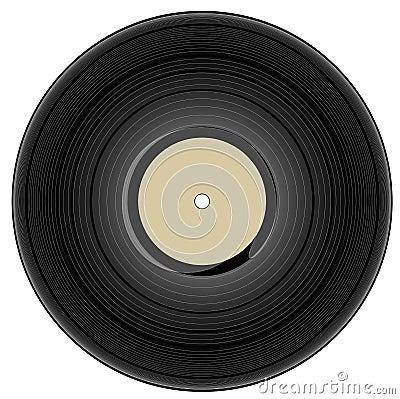 Vinyl record or lp