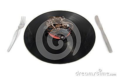 Vinyl Tableware