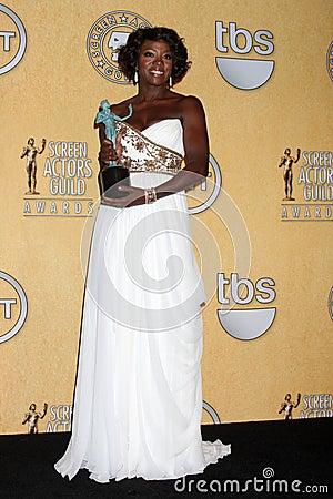 Viola Davis Editorial Stock Photo