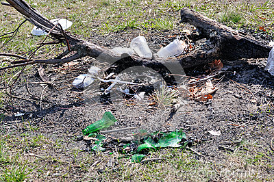 Violation & disregard of nature and ecology