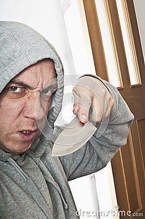 Violent intruder
