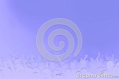 Violet background music
