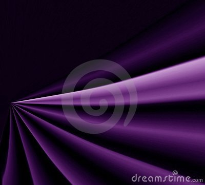 Violet drapery background