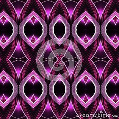 Violet fascination