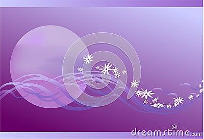 Violet imagination