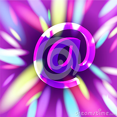 Violet magic powerful email
