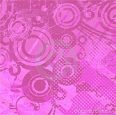 Violet retro background vector