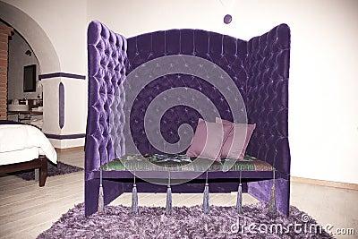 Violet Seat