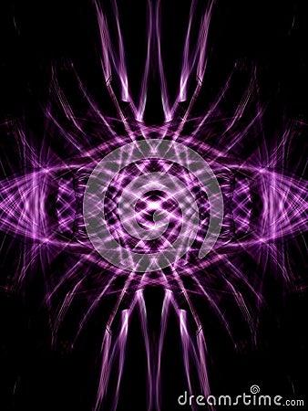 Violet star