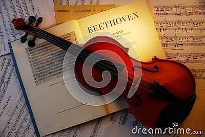 VIOLIN (Beethoven 4)