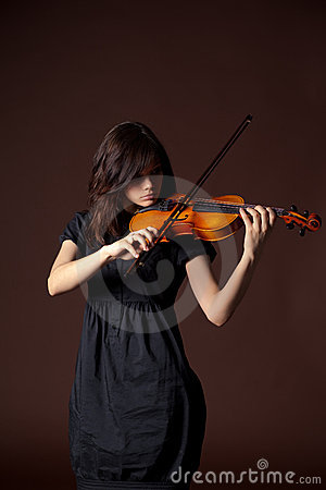 Free Violinist Stock Images - 14103534