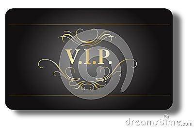 VIP καρτών
