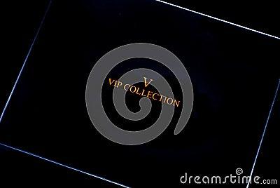 Vip collection box