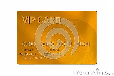 VIP Credit card