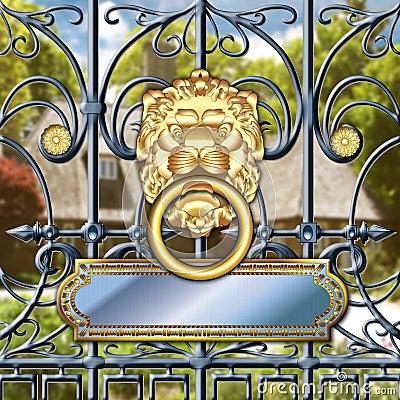 VIP Gate Entrance