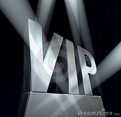 VIP Sign Stock Images - Image: 17701194