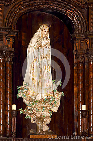 Free Virgin Mary Stock Images - 39512514