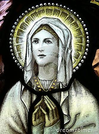 Free Virgin Mary Stock Photo - 8165910