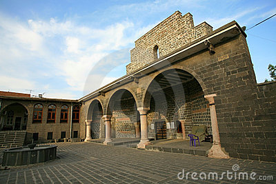 Virgin Mary Church in Diyarbakir