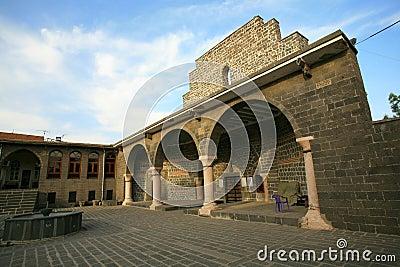 Virgin Mary Church in Diyarbakir