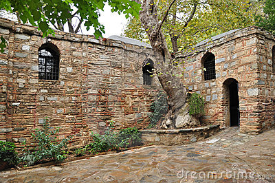 Virgin Mary s Cottage, Kusadasi, Turkey