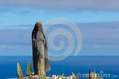 Virgin of porto moniz