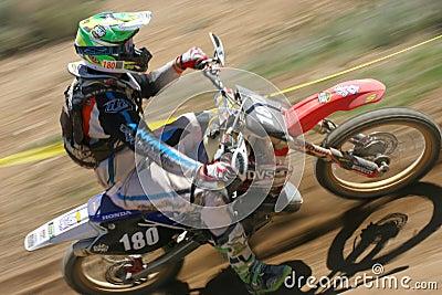 Virginia City GP Racer 1 Editorial Image