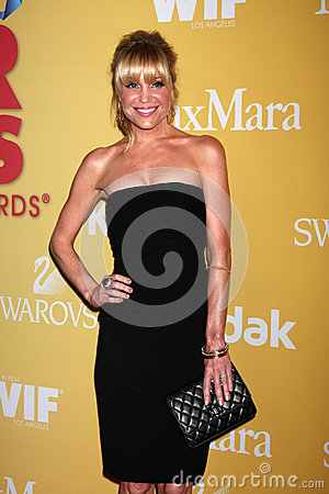 Virginia Williams arrives at the City of Hope s Music And Entertainment Industry Group Honors Bob Pittman Event Editorial Stock Image
