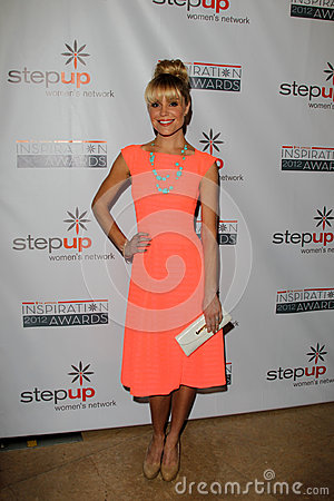 Virginia Williams arriving at StepUp Women s Network Inspiration Awards Editorial Image